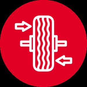 Pneumatics Sala Banyoles Girona alineacio i direccio de neumatics taller mecanic
