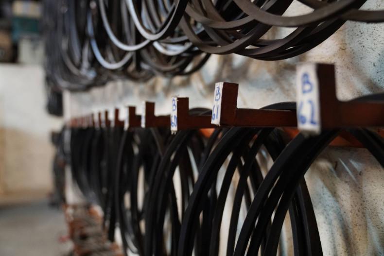 Pneumatics Sala Banyoles Girona: industrial corretges