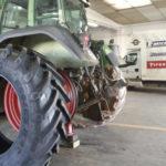 Pneumatics Sala Banyoles tractor neumatic agricola substitució